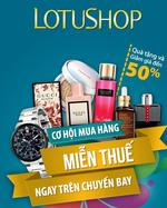 Vietnam Airlines and King Power Traveler team up to open duty free Lotushop