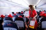Vietjet debuts the first flight connecting Nha Trang to Da Nang