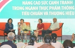 VN foods embrace health to compete: experts