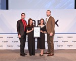 Vietnam Airlines receives quality award