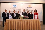 NS BlueScope Lysaght Vietnam, SKIOLD sign deal on poultry and livestock farming solutions