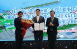 My Thuy Port to be built in Quang Tri