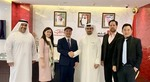 SAPA Thale Group, Dubai FDI to quickly deploy projects in VN and UAE