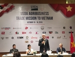 US agricultural exporters on mission to seek trade opportunities in Viet Nam