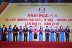 Viet Nam-China border trade fair opens in Lao Cai