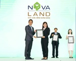 Novaland wins best annual report award for listed companies