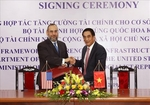 Viet Nam, US to enhance infrastructure finance