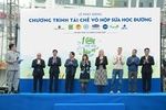 Tetra Pak launches school recycling programme in Ha Noi