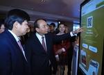 PM visits Vietnamese investment establishments in Myanmar