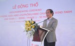 Gia Lai to develop first wind power plant