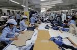 Garment export target of$40 billion a long shot