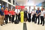 Vietjet officials visits Tan Son Nhat Airport