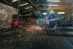 No holiday ensures steel shipments