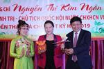 NA Chairwoman makes Tet visit to HDBank, Vietjet
