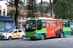 HCM City to hold fourth auction for bus advertising spaces