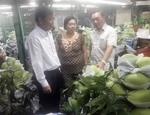 HCM City's wholesale markets prepare for Tet
