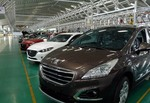January auto imports 46 times higher than last year