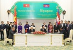 Vietnam Airlines and Cambodia's Ministry of Tourism ink co-operation agreement