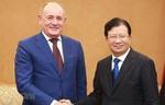 Deputy PM hails Gazprom's investment expansion plans in Viet Nam