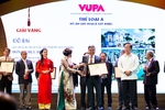 Vingroup wins three prizes in VUPA