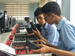 French agency funds E-Learning Building at vocational college
