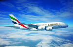 Emirates reports profits for 31st straight year