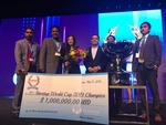 Abivin crowns start-up world cup champions