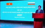 Deputy PM chairs Viet Nam-Russia business meeting