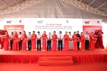 TTC Group opens solar power plant in Bình Thuận