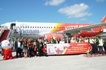 Vietjet launches HCM City-Bali route