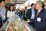 Viet Nam's seafood sector promotes products at Brussels expo