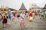 Ba Na's Oktoberfest: an attractive, jubilant summer festival