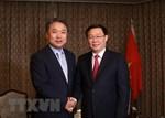 Deputy Prime Minister eyes investment deals