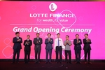 LOTTE Finance officially launched in Viet Nam
