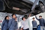 First automobile workshop launched for students