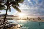 Upscale hotels see room rates increase