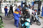 Petrol prices increased in latest adjustment
