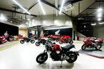 Motorcycle sales decreases in second quarter