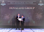 Dot Property gives away awards to best developers, developments in VN