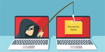 Online scams threatencyber security