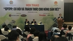 CPTPP opens up opportunities for VN's agricultural products