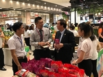 AEON Viet Nam promotes local products to help them enter supply chain