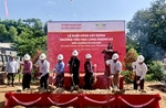 Novaland builds primary school in Mekong province