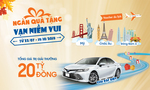 Sacombank unveils promotion for individual customers, Toyota Camry among gifts on offer