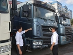 MoF proposes to increase import tax on heavy trucks