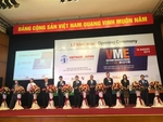 Manufacturing and support industry expos open in Ha Noi
