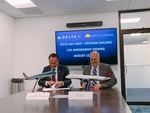 Vietnam Airlines and US's Deltaink code sharing agreement