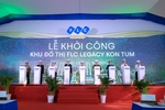 FLC Group starts construction of first modern urban area in Kon Tum