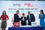 Vietjet, Orbis team up to bring light to millions of people