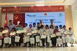 Power firm donates scholarships to disadvantaged children